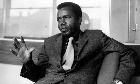 Chinua Achebe's postcolonial classic Things Fall Apart is one of the books that Oberlin College has recommended faculty teach with a trigger warning. Photograph: Michael Neal